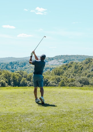 campo de golf oñati