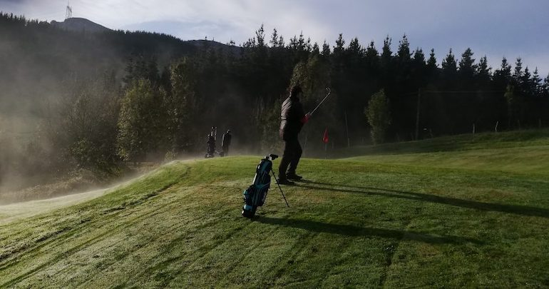 Soraluze golf zelaia